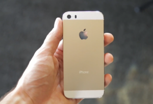 Gold Edition iPhone 5s skyrocketed:  $ 10,000 has been